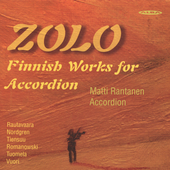 Finnish Works for Accordion - Rautavaara, et al / Rantanen