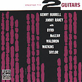 Kenny Burrell: Two Guitars