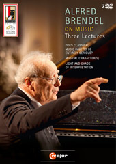Alfred Brendel on Music: Three Lectures [2 DVD]