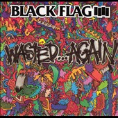 Black Flag (Punk): Wasted...Again