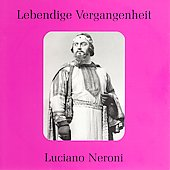 Lebendige Vergangenheit - Luciano Neroni