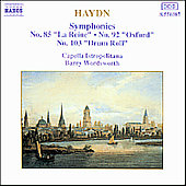 Haydn: Symphonies Nos. 85 92 & 103