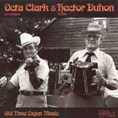 Clark & Duhon: Old-Time Cajun Music