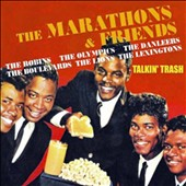The Marathons: West Coast R&B *