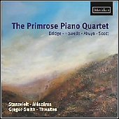 Bridge, Howells, Alwyn, Scott / Primrose Piano Quartet