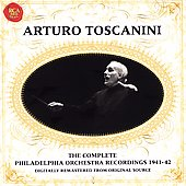 Toscanini - Complete Philadelphia Orchestra Recordings