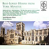 Best-Loved Hymns / Philip Moore, York Minster Choir