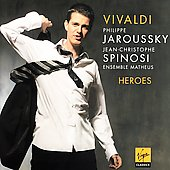 Vivaldi Heroes / Philippe Jaroussky, Jean Christophe Spinosi, et al