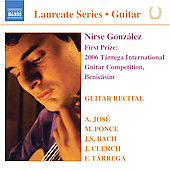 Laureate Series, Guitar - Nirse Gonz&aacute;lez