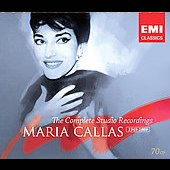 Maria Callas - The Complete Studio Recordings (1949-1969)