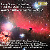 Vaughan Williams: The Sons of Light;  Holst, Parry