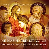 He has heard my voice / Patterson, Gloriae Dei Cantores