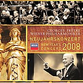 New Year's Concert 2008 / Georges Pr&#234;tre, Vienna PO