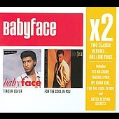 Babyface: Tender Lover/For the Cool in You [Box]