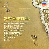 Summertime - Beautiful Arias & Classical Songs