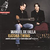 Falla: Guitar Transcriptions / Katona, et al