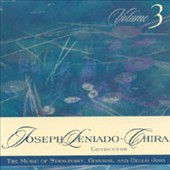 Joseph Leniado-Chira Plays Stravinsky, Giannini and Dello-Joio, Vol. 3