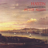 Haydn: Piano Sonatas & Variations