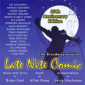 Original Soundtrack: Late Nite Comic: 20th Anniversary Edition