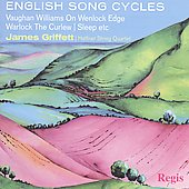 English Song Cycles: Vaughan Williams, Warlock