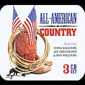 Don Williams/Hank Williams/Lee Greenwood: All-American Country