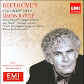 EMI Masters - Beethoven: Symphony No. 9 / Rattle