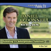Daniel O'Donnell (Irish): Walk Along with Me [Box]