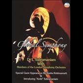 L. Subramaniam: Global Symphony [DVD]