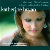 Liebermann: Flute Concerto