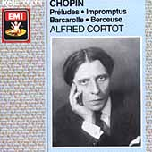 References - Chopin: Preludes, Impromptu, etc /Alfred Cortot