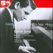 Virtuoso Showpieces by Schumann, Falla, Liszt & Guion / Byron Janis