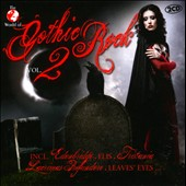 Various Artists: Gothic Rock, Vol. 2: 80's Into 90's [Cleopatra]