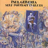 Paul Geremia: Self Portrait in Blues