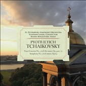 Tchaikovsky: Piano Concerto No. 3; Symphony No. 5 / Maxim Mogilevsky, piano