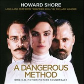 Lang Lang (Piano): A Dangerous Method [Original Motion Picture Soundtrack]