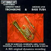 Trombone & Bass Tuba / Christer Torg&#233;, Michael Lind