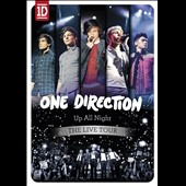 One Direction (UK): Up All Night: The Live Tour [Video]
