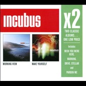 Incubus: X2: Morning View/Make Yourself [Box]