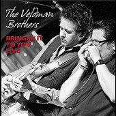 The Veldman Brothers: Bringin' It to You Live