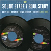 Various Artists: The  Sound Stage 7 Soul Story
