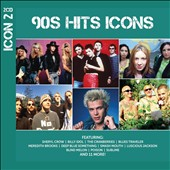 Various Artists: 90s Hits Icons