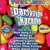Karaoke: Party Tyme Karaoke: Tween Hits, Vol. 4