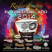 Various Artists: Radio Exitos: El Disco Del Año 2014