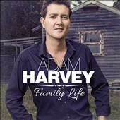 Adam Harvey: Family Life