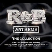 Various Artists: R&B Anthems: The Collection [Digipak]