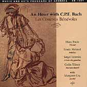 An Hour with C.P.E. Bach / Les Coucous Bénévoles, Gay