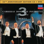 Three Tenors: 25th Anniversary [Brilliant Box]