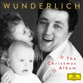 The Christmas Album: Tenor Fritz Wunderlich - Classical Christmas songs & carols plus excerpts from J.S. Bach's Christmas Oratorio / Gundula Janowitz, Christa Ludwig