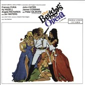 The Beggar's Oprea by John Gay (orchestrated by Benjamin Pearce-Higgins) [1968 London Cast Recording] / Frances Kuka, Hy Hazell, Angela Richards, John Cater et al.