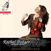 Bach: Sonatas & Partitas Vol 1 / Rachel Podger